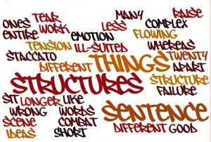 Sentence Structures Short